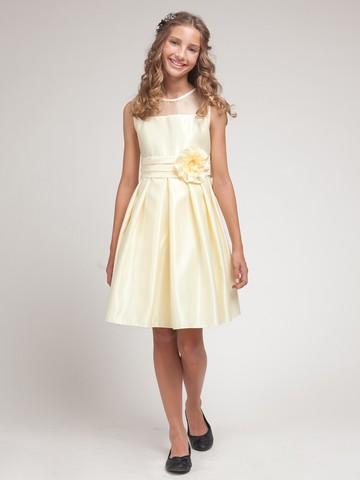 Платье нарядное для девочки сша 7